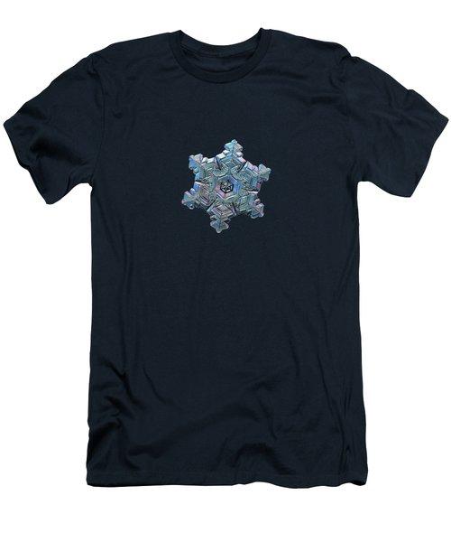 Real Snowflake - 05-feb-2018 - 3 Men's T-Shirt (Athletic Fit)