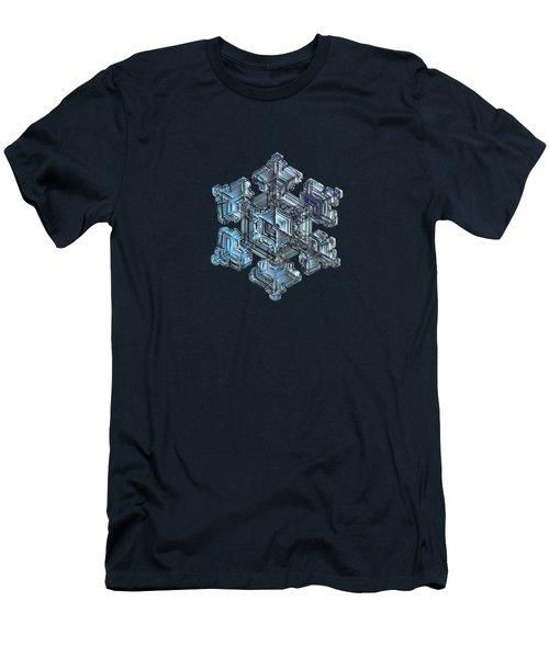 Real Snowflake - 05-feb-2018 - 5 Men's T-Shirt (Athletic Fit)