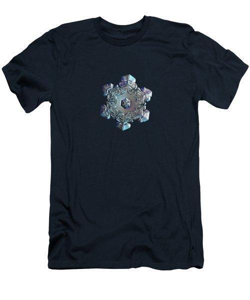 Real Snowflake - 05-feb-2018 - 6 Men's T-Shirt (Athletic Fit)