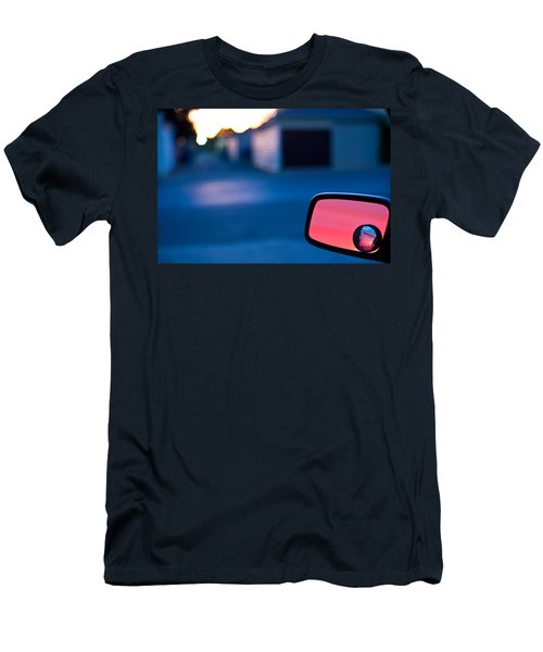 Rearview Mirror Men's T-Shirt (Athletic Fit)