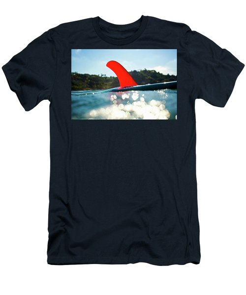 Red Fin Men's T-Shirt (Athletic Fit)