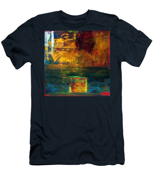 Reflections Of New York Men's T-Shirt (Athletic Fit)
