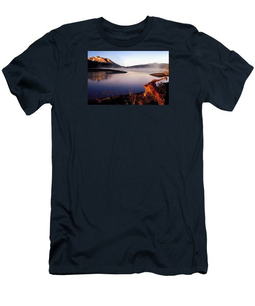Remains Of The Day Men's T-Shirt (Athletic Fit)