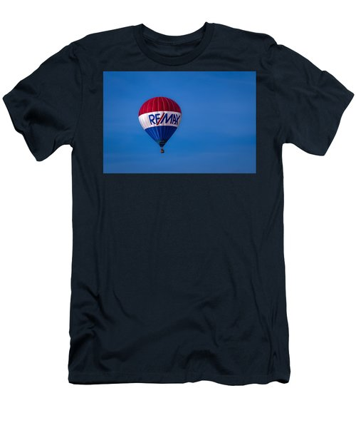 Remax Hot Air Balloon Men's T-Shirt (Athletic Fit)