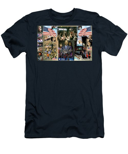 Respectfully Yours..... Mr. President Men's T-Shirt (Athletic Fit)