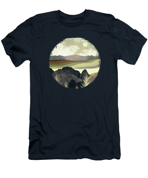 Retro Afternoon Men's T-Shirt (Athletic Fit)
