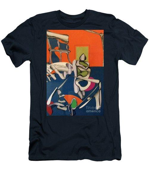 Rfb0122 Men's T-Shirt (Athletic Fit)