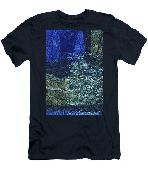 Rhapsody Of Colors 66 Men's T-Shirt (Athletic Fit)
