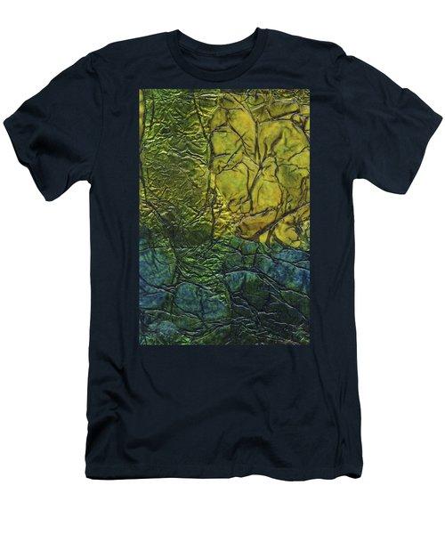 Rhapsody Of Colors 72 Men's T-Shirt (Athletic Fit)