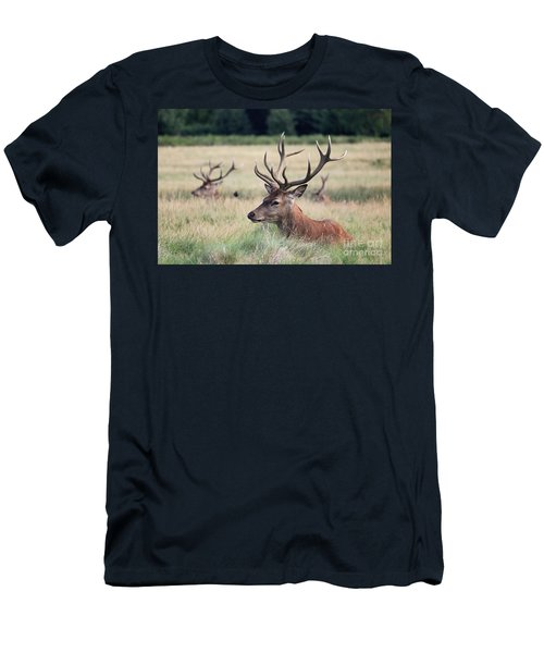 Richmond Park Stags Men's T-Shirt (Athletic Fit)