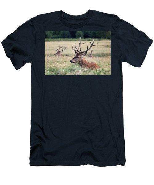 Richmond Park Stags Men's T-Shirt (Athletic Fit)