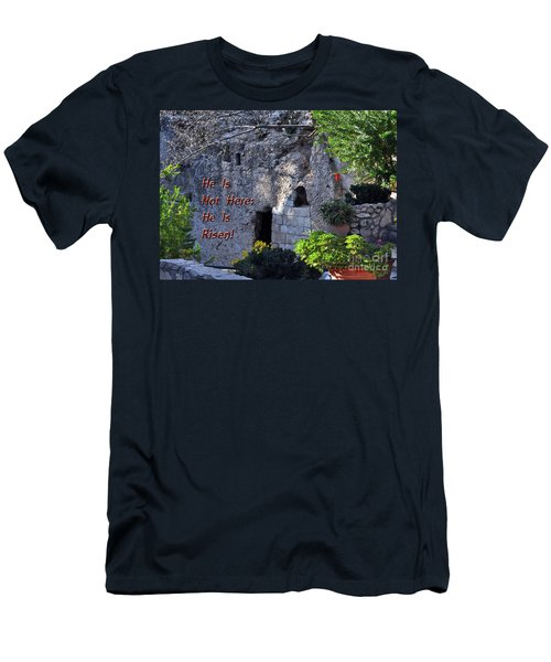 Risen Men's T-Shirt (Athletic Fit)