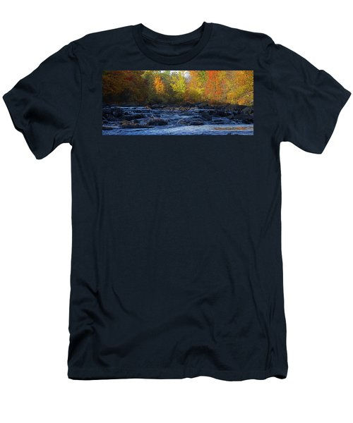 River Men's T-Shirt (Athletic Fit)