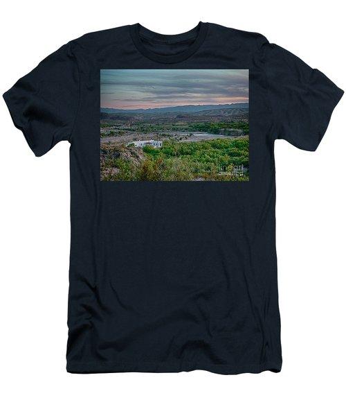 River Overlook Men's T-Shirt (Athletic Fit)