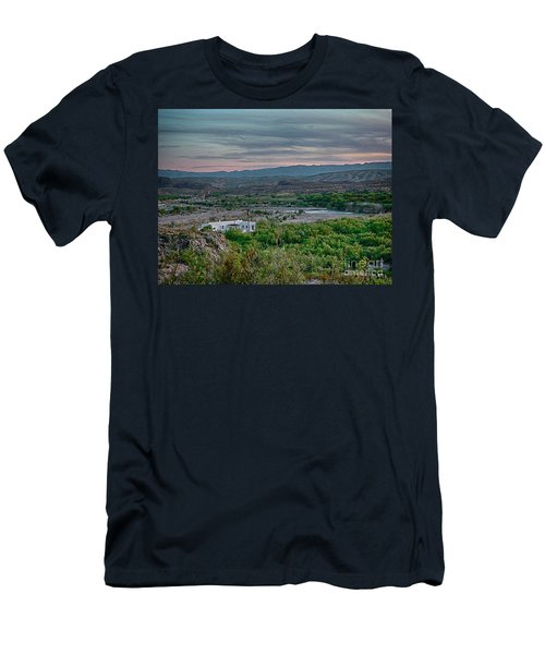 River Overlook Men's T-Shirt (Athletic Fit)