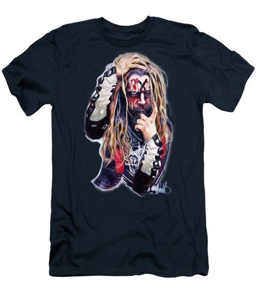 Rob Zombie Men's T-Shirt (Athletic Fit)