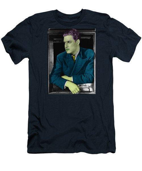 Robert Donat Men's T-Shirt (Slim Fit) by Emme Pons
