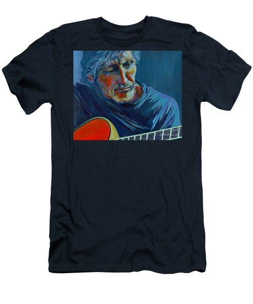 Roger Waters. Do You Think You Can Tell  Men's T-Shirt (Athletic Fit)