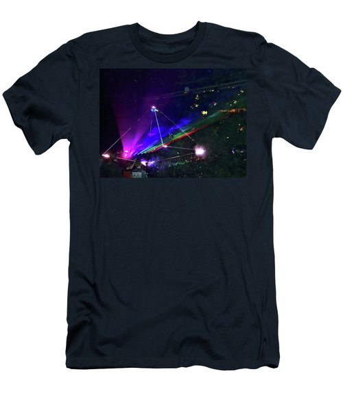Roger Waters Tour 2017 - Eclipse Part 2 Men's T-Shirt (Athletic Fit)