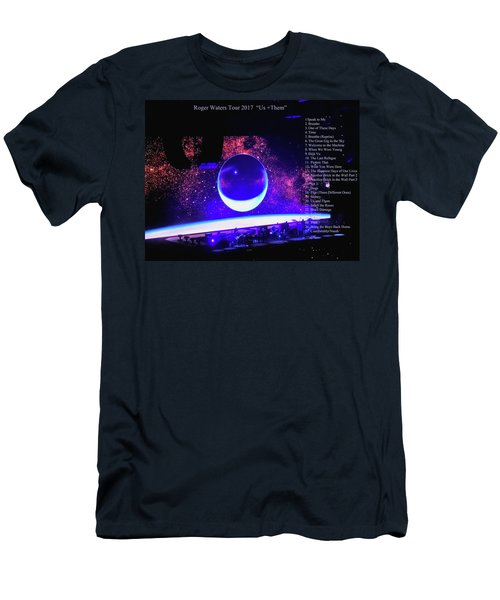 Roger Waters Tour 2017 Show In Portland Or Men's T-Shirt (Athletic Fit)