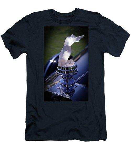 Rolls Lady Men's T-Shirt (Athletic Fit)