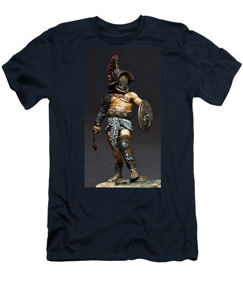 Roman Gladiator - 02 Men's T-Shirt (Athletic Fit)