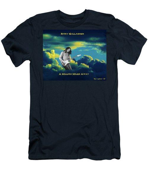 Million Miles Away Men's T-Shirt (Athletic Fit)