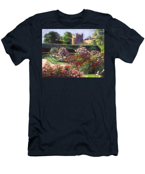 Rose Castle Men's T-Shirt (Athletic Fit)