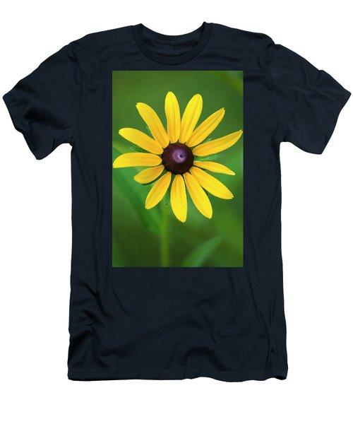 Rudbeckia Flower Men's T-Shirt (Athletic Fit)