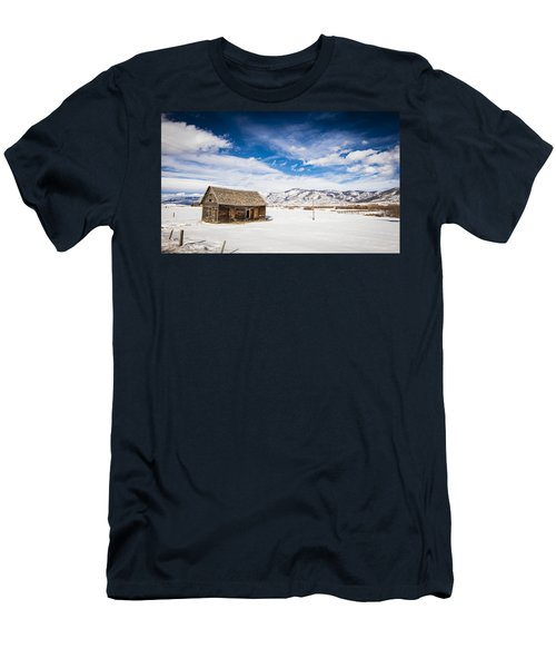 Rustic Shack Men's T-Shirt (Athletic Fit)