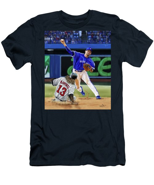 Ryan Goins Men's T-Shirt (Athletic Fit)