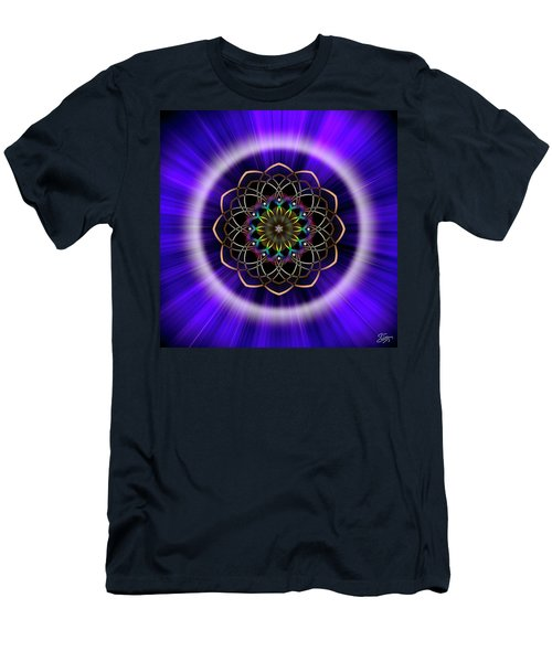 Sacred Geometry 242 Men's T-Shirt (Athletic Fit)