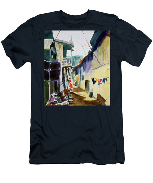 Saigon Alley Men's T-Shirt (Athletic Fit)