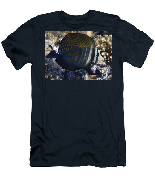 Sailfin Tang  Men's T-Shirt (Athletic Fit)