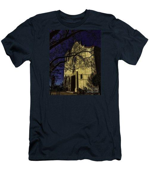 Saint Johns Three Men's T-Shirt (Slim Fit) by Ken Frischkorn