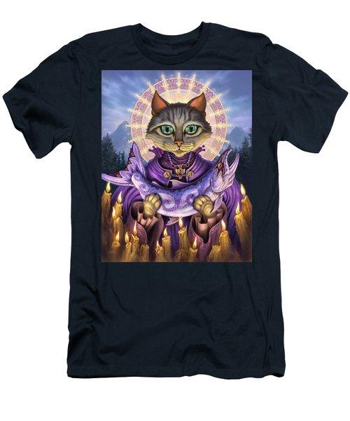 Saint Of Salmons Men's T-Shirt (Athletic Fit)