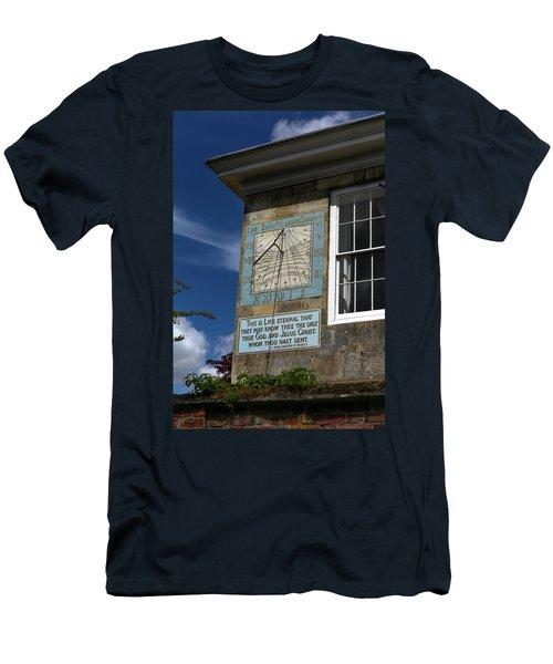 Salisbury Sundial Men's T-Shirt (Athletic Fit)