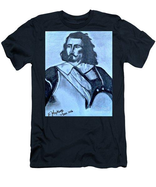 Samuel De Champlain Men's T-Shirt (Athletic Fit)