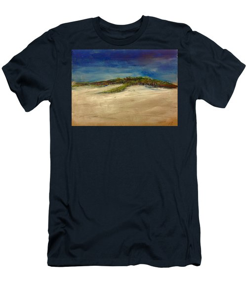 Sandilands Beach - Overcast Day Men's T-Shirt (Athletic Fit)