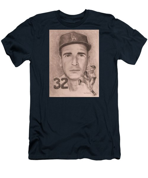 Sandy Koufax Men's T-Shirt (Athletic Fit)