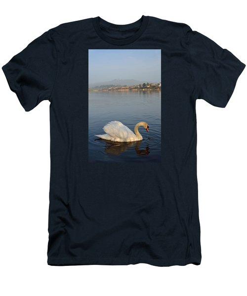 Sandy Water Park 4 Men's T-Shirt (Athletic Fit)