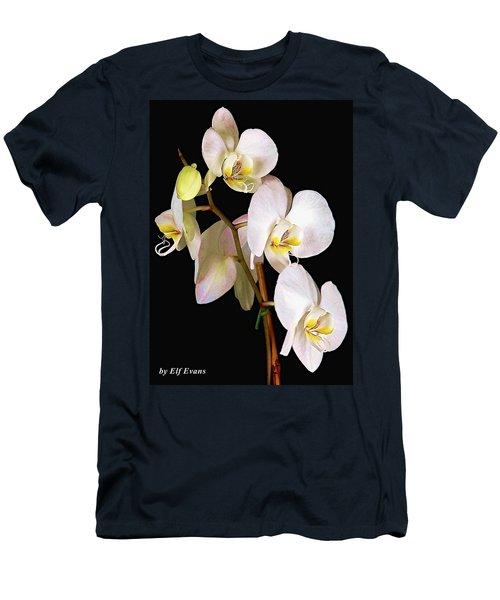 Sara Ella Men's T-Shirt (Slim Fit) by Elf Evans