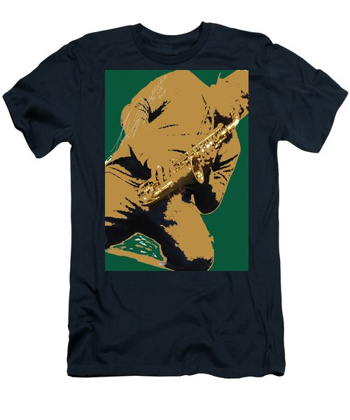 Saxual Passion Men's T-Shirt (Athletic Fit)
