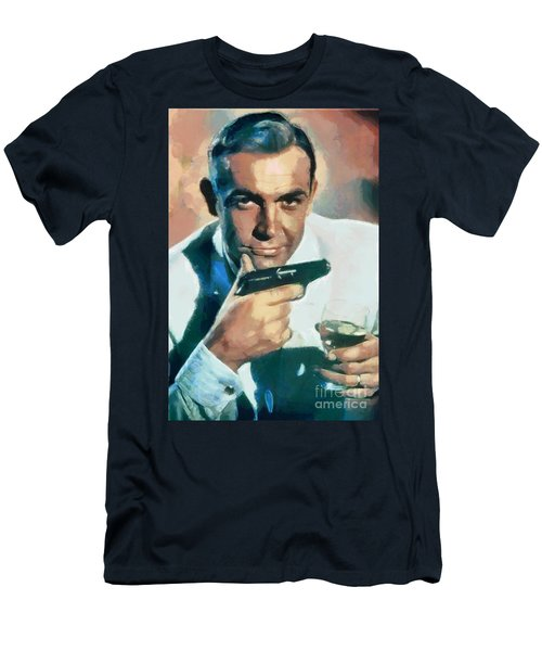 Sean Connery Collection - 1 Men's T-Shirt (Athletic Fit)