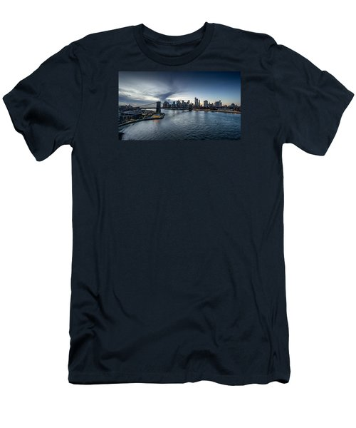 Men's T-Shirt (Athletic Fit) featuring the photograph Seldom by Johnny Lam