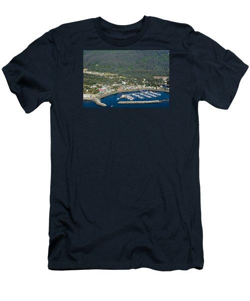 Seldovia Alaska Men's T-Shirt (Athletic Fit)