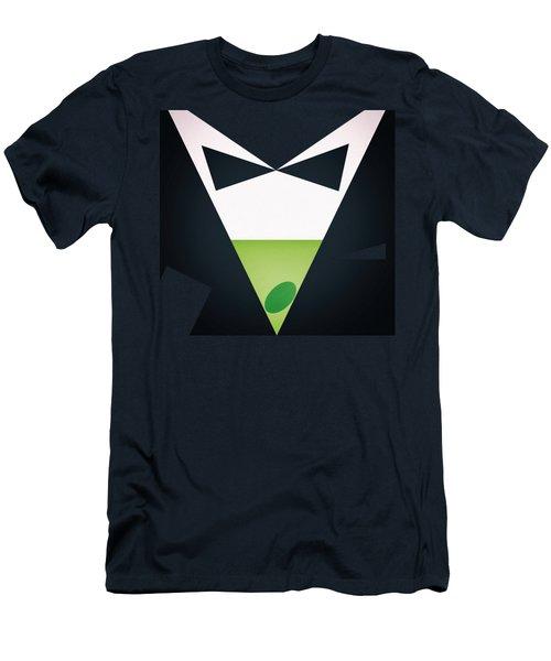 Shaken, Not Stirred Men's T-Shirt (Athletic Fit)