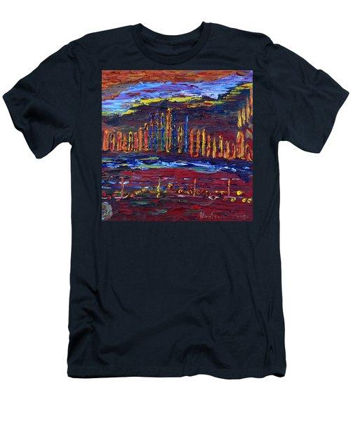 Shanah Tovah Men's T-Shirt (Athletic Fit)