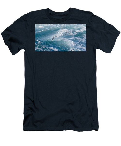 Shearwaters Men's T-Shirt (Athletic Fit)