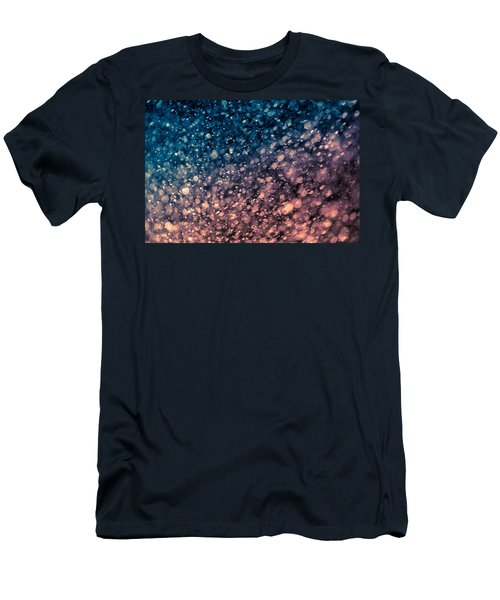 Men's T-Shirt (Athletic Fit) featuring the photograph Shine by TC Morgan